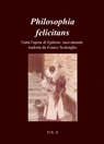 copertina Philosophia felicitans
