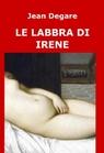 copertina LE LABBRA DI IRENE