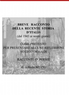 Breve racconto della recente Storia d'Italia