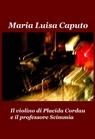 copertina di Il violino di Placida Cordau...