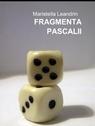 copertina FRAGMENTA PASCALII