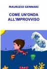copertina COME UN'ONDA ALL'IMPROVVISO