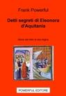 copertina Detti segreti di Eleonora...