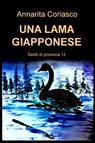 copertina UNA LAMA GIAPPONESE